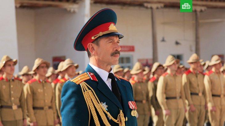 На НТВ стартует премьера военной драмы, снятой в Узбекистане: в главной роли Владимир Машков (видео)