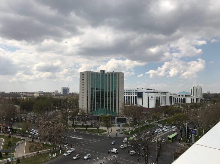Россияне разработали Концепцию развития транспортного комплекса Ташкента