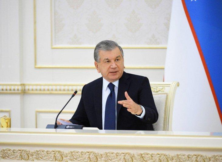 Мирзиёев поручил пересмотреть ставки земельного налога и платежей за кадастр