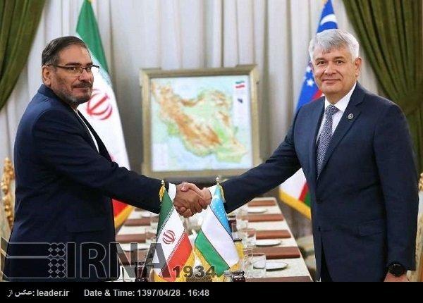 Иран и Узбекистан обсудили, как улучшить ситуацию с безопасностью в Афганистане