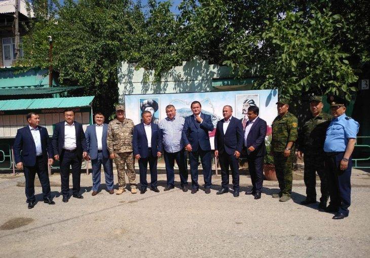 Жителям узбекистанских анклавов в Сохском районе обеспечат свободный проезд через территорию Кыргызстана