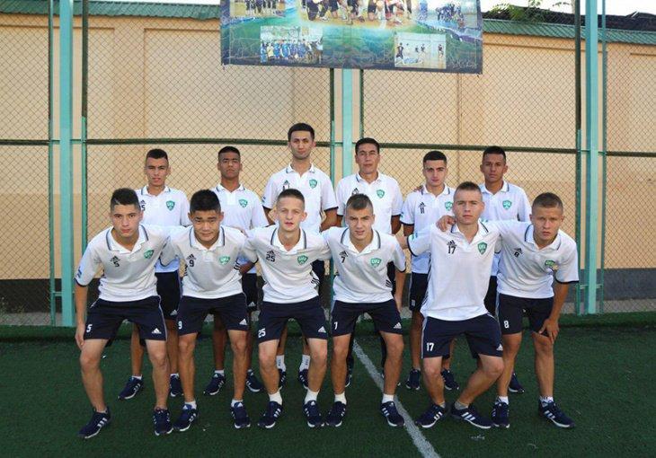 Сборная Узбекистана во второй раз примет участие в чемпионате мира по футболу среди детей-сирот