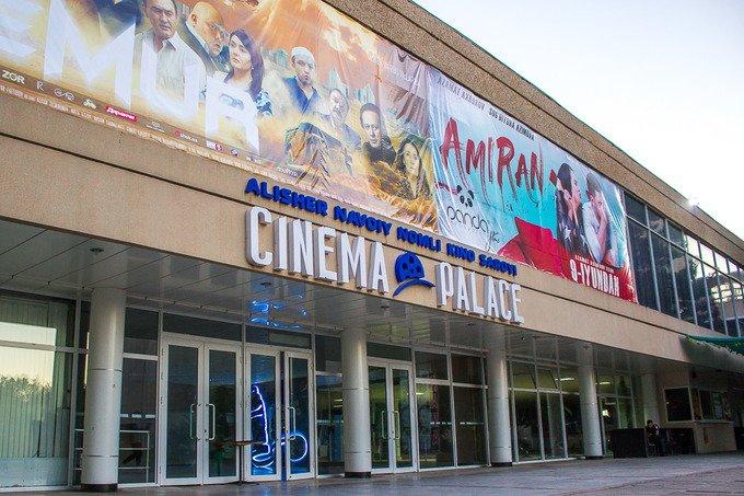 В Ташкенте капитально реконструируют один из самых известных кинотеатров
