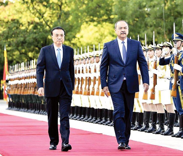 Опережая мечты. Как Узбекистан и Китай выстраивают отношения на десятилетия вперед
