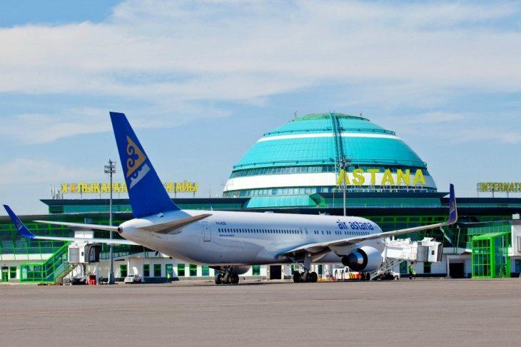 Казахстан с 17 августа запускает международные рейсы в 7 стран