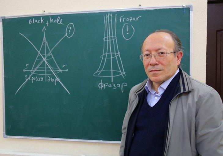 В Узбекистане создана новая теория, которая может перевернуть науку о звездах