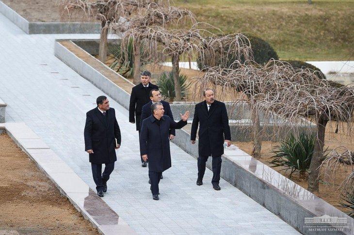 Мирзиёев поручил создать Музей Ташкента