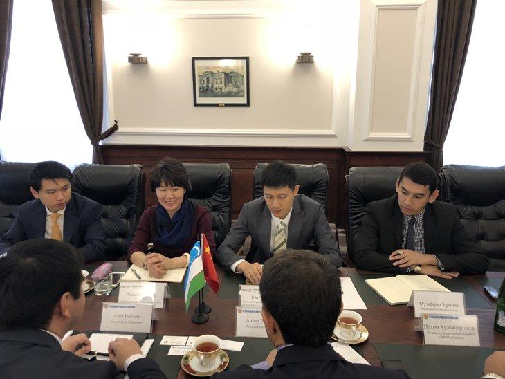 УзПСБ привлекает кредит китайского ICBC для строительства головного офиса в Ташкенте