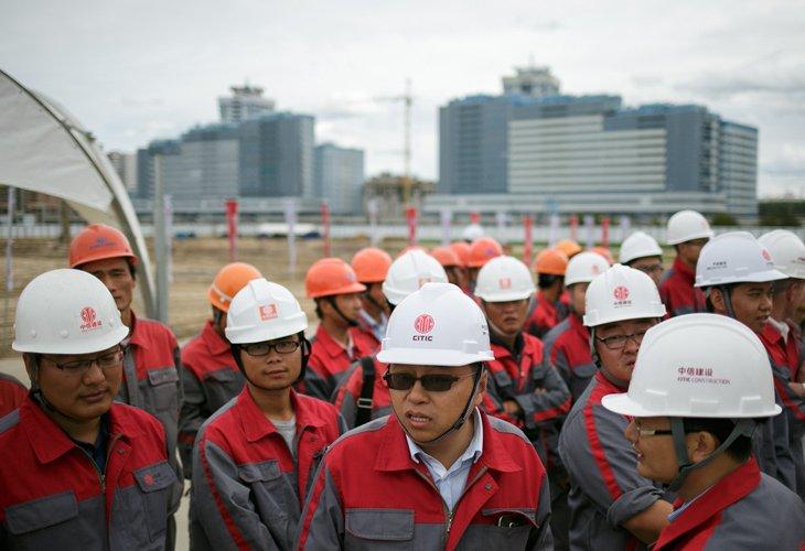 Узбекистан намерен привлечь китайскую CITIC Construction для реализации совместных проектов в нефтегазовой отрасли