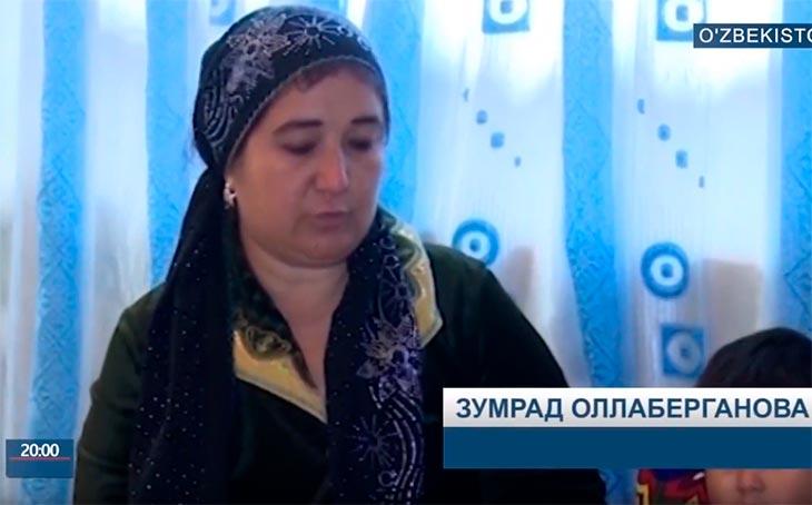 Гражданка Узбекистана, которая провела больше 20 лет в рядах боевиков, вернулась на Родину